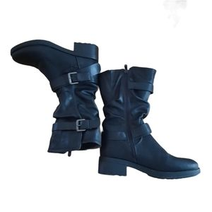 Dream Pairs Womens Black Boots Size 6.5